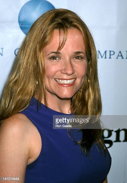 Lea Thompson at the American Oceans Campaign Partners Awards Dinner Century Plaza Hotel Los Angeles