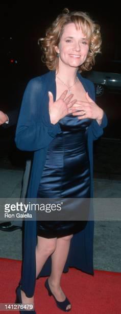 Lea Thompson at the NBC AllStary Party The Muse Pasadena