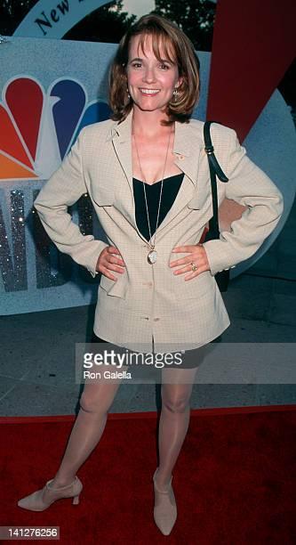 Lea Thompson at the NBC New Star Party Ritz Carlton Huntington Hotel Pasadena