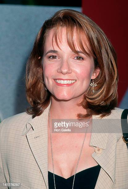 Lea Thompson at the NBC New Star Party Ritz Carlton Huntington Hotel Pasadena