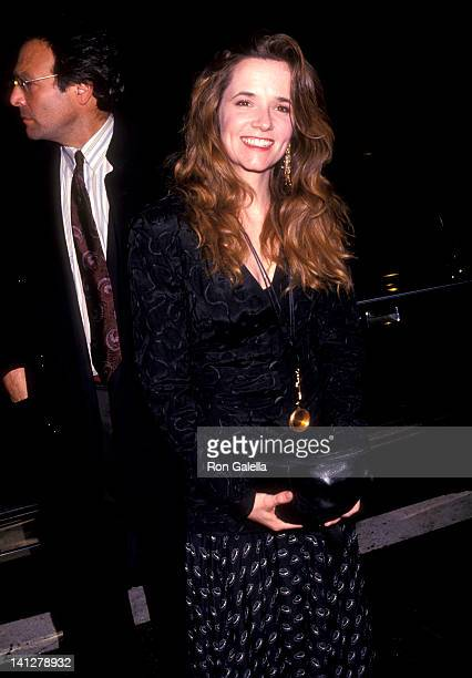 Lea Thompson at the NY Premiere of 'Article 99' Loews Theater New York City
