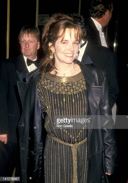 Lea Thompson at the Premiere of 'That's Entertainment III' Mann National Theatre Westwood