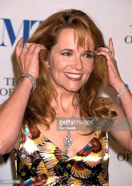 Lea Thompson at the The Museum of TV and Radio Annual Gala Beverly Hills Hotel Beverly Hills