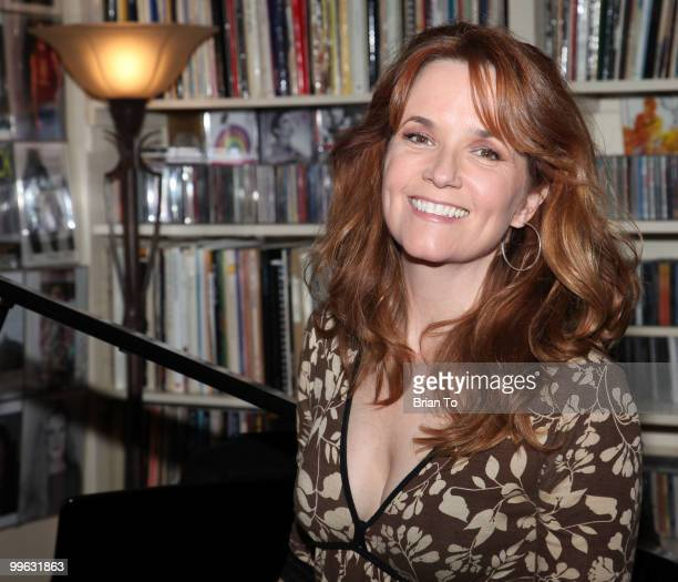Lea Thompson attends 2010 Festival of New American Musicals opening celebration on May 16 2010 in Toluca Lake California