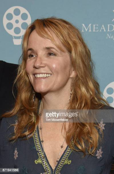 Lea Thompson attends the screening of 'The Year of Spectacular Men' during the 7th Annual Napa Valley Film Festival at The Uptown Theatre on November...