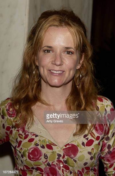 Lea Thompson during 'Lullabies and Luxuries' Luncheon Benefiting Caring for Children and Families with AIDS at Regent Beverly Wilshire Hotel in...