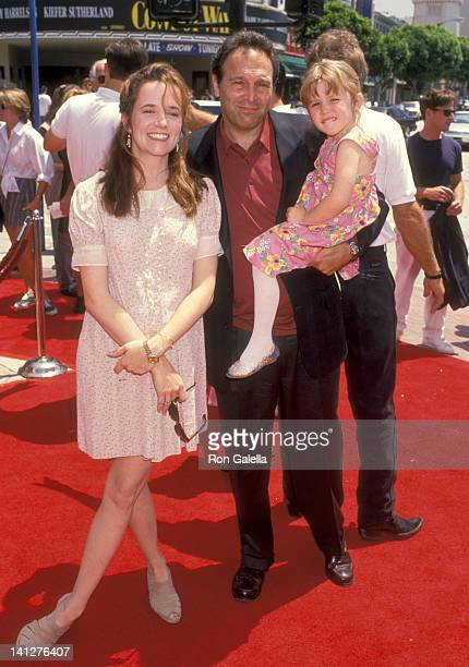 Lea Thompson Howard Deutch and daughter Madeline Deutch at the Premiere of 'Getting Even with Dad' Mann Village Theatre Westwood