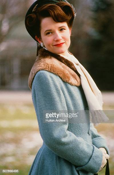 Lea Thompson looks on in a scene from the movie The Wizard of Loneliness circa 1988