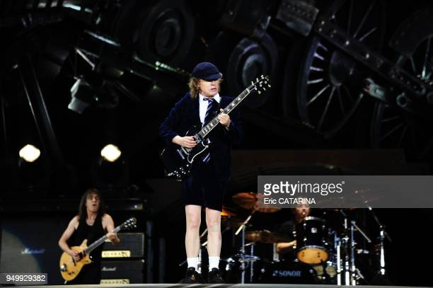 Lead Guitar Angus Young