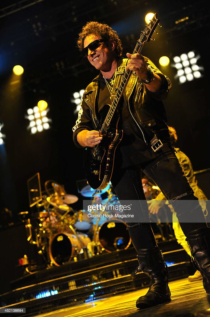 Journey Live At Wembley Arena