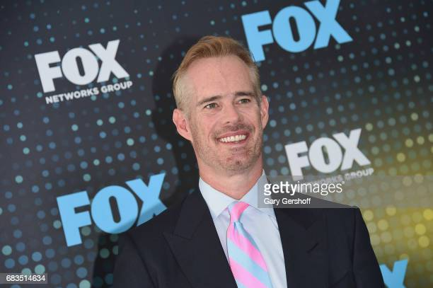 Lead Play by Play announcer Joe Buck attends the FOX Upfront on May 15 2017 in New York City