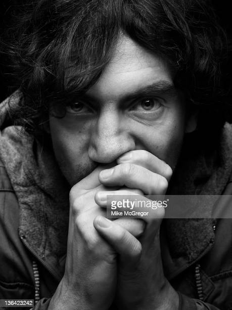 Lead singer Gary Lightbody of Snowpatrol is photographed for Billboard Magazine on December 6 2011 in New York City PUBLISHED IMAGE