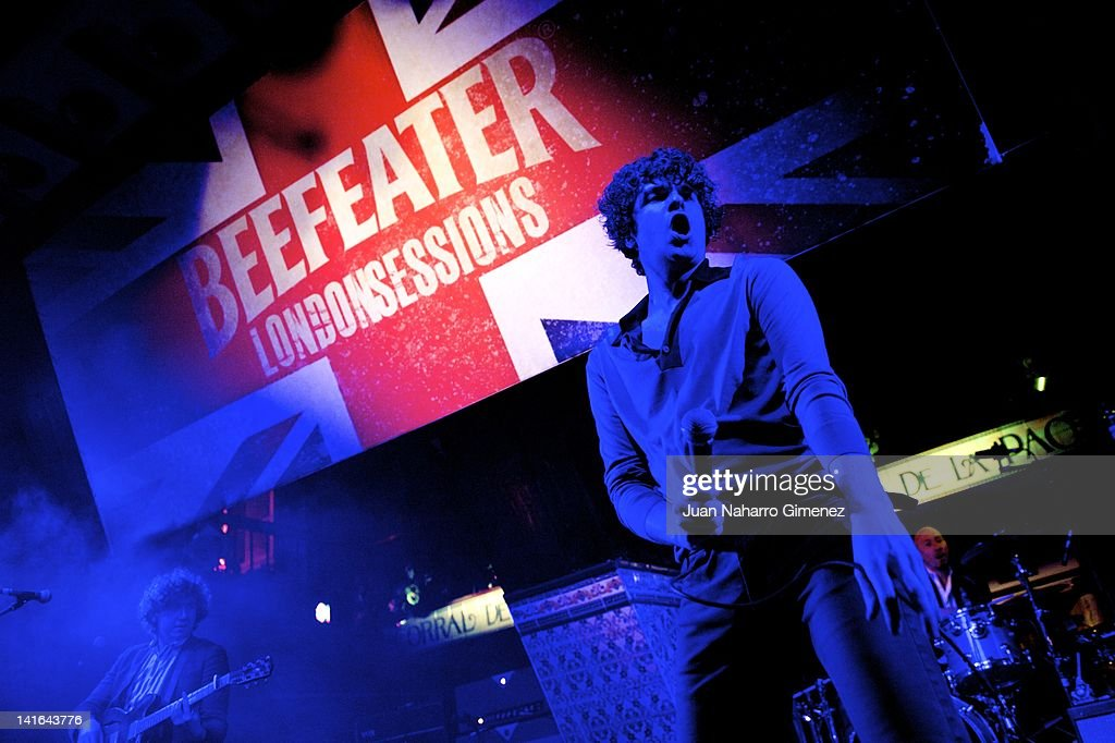 Beefeater London Sessions in Madrid