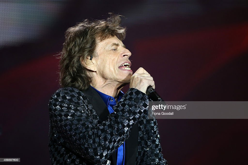 The Rolling Stones Perform Live In Auckland : News Photo