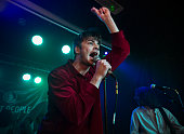 manchester england lead singer fontaines dc