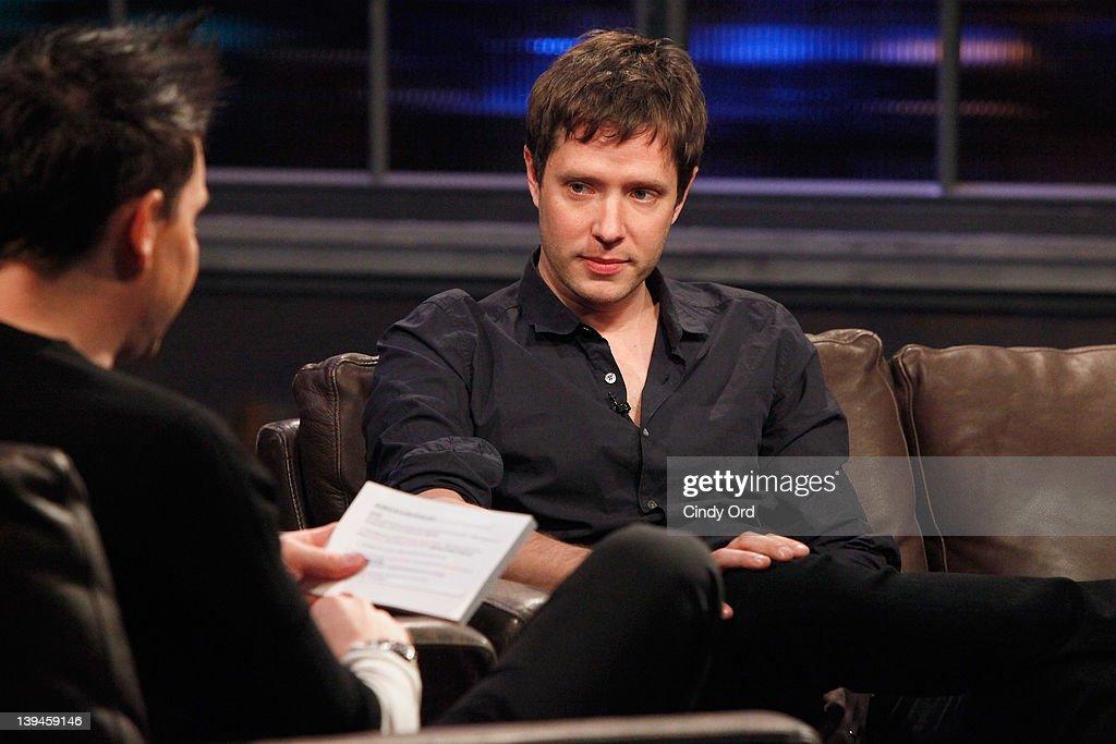 OK Go, Dia Frampton And Billy Eichner Visit fuse Studios : News Photo