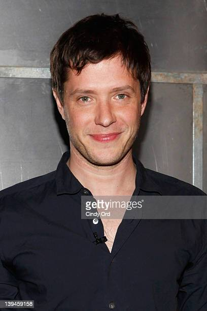 Lead singer of OK Go Damian Kulash visits fuse Studios on February 21 2012 in New York City