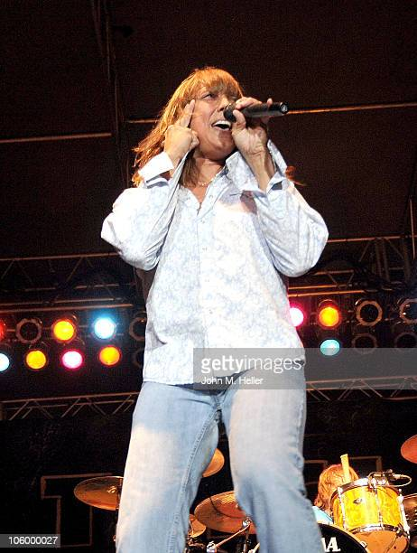 Tesla Lead Singer Stock Photos And Pictures Getty Images
