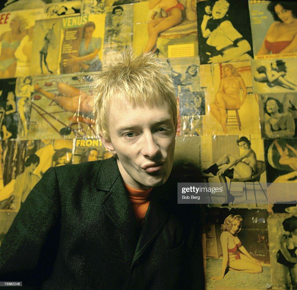 Radiohead Portrait Session : News Photo