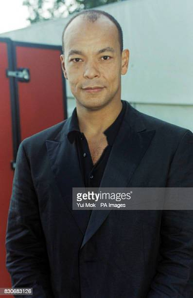 Roland gift stock photos and pictures getty images lead singer with the fine young cannibals roland gift at the guildford live music festival at negle Gallery