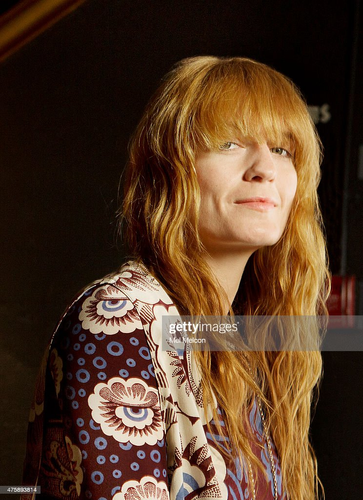 Florence Welch, Los Angeles Times, May 31, 2015