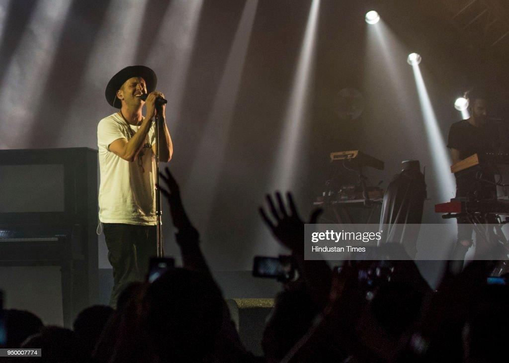 OneRepublic Concert In Mumbai