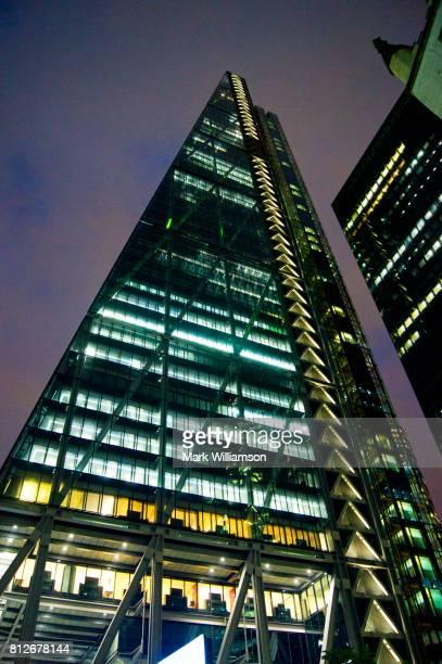 Leadenhall Building, London.