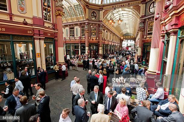 leadenhall market - レドンホールマーケット ストックフォトと画像