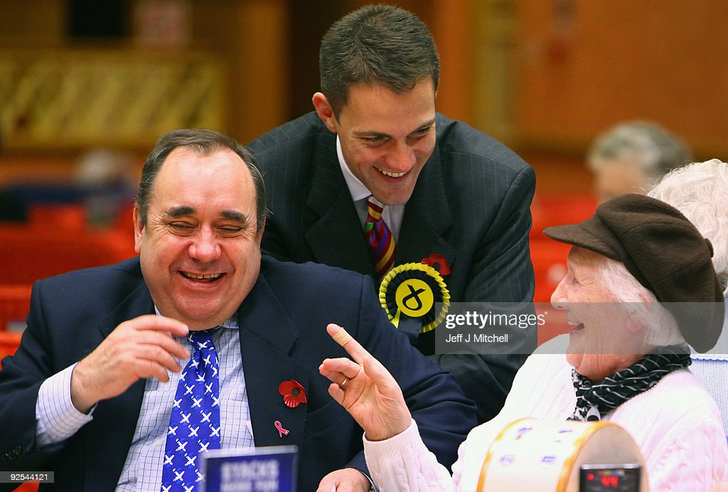The SNP Campaigning Ahead Of T...