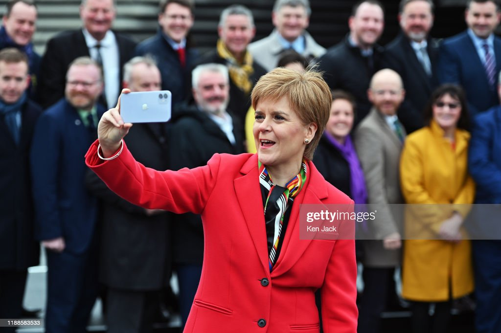 Scottish Daily Politics 2019 : Nieuwsfoto's