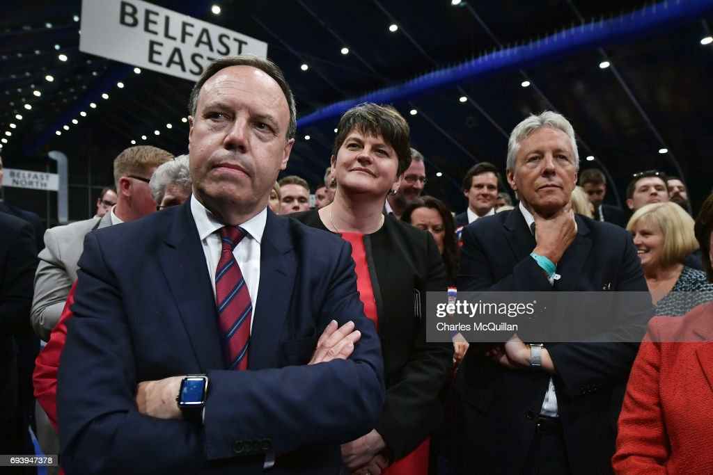 General Election 2017- Belfast Count and Declaration