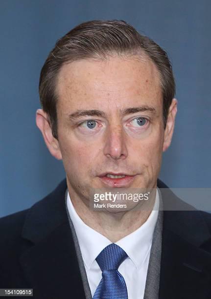 Leader Bart De Wever votes in the Regional Elections in Deurne on October 14, 2012 in Antwerpen, Belgium.