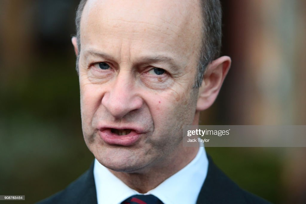 UKIP Leader Henry Bolton Loses Support Of UKIP Members