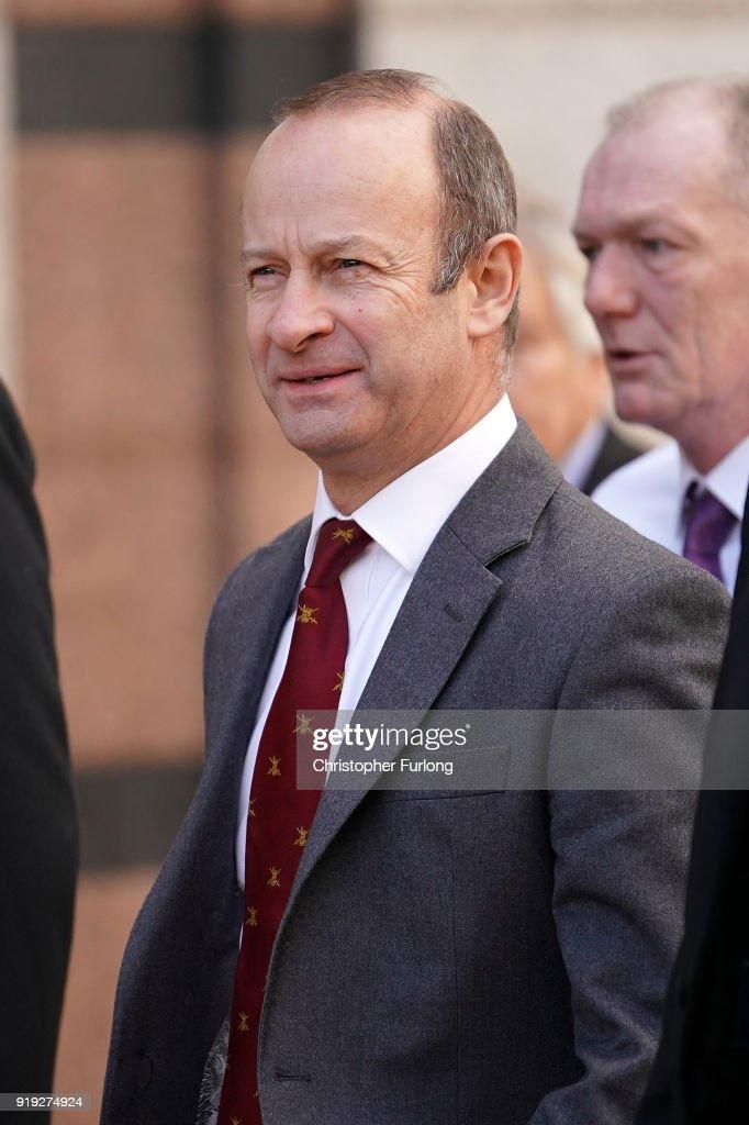 UKIP Hold Extra-Ordinary Leadership Meeting