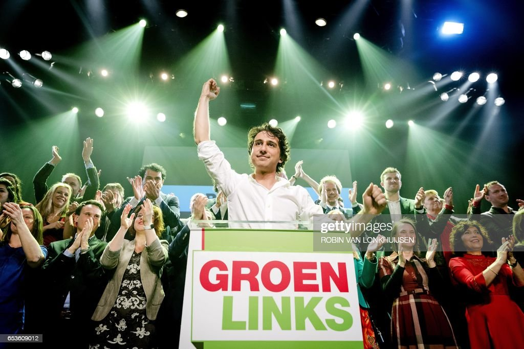 NETHERLANDS-ELECTION : News Photo