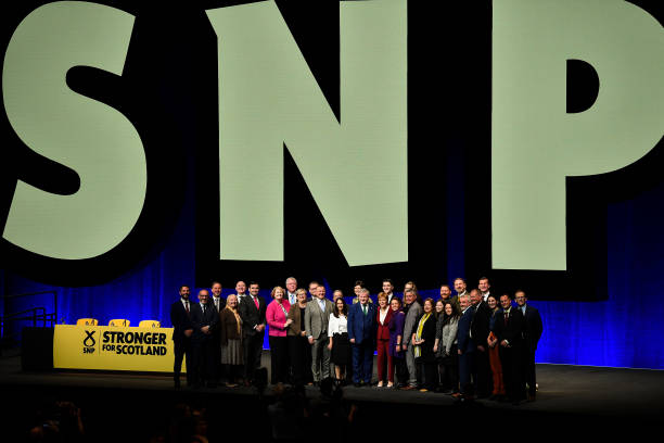 GBR: The 2019 SNP Party Conference - Day 1