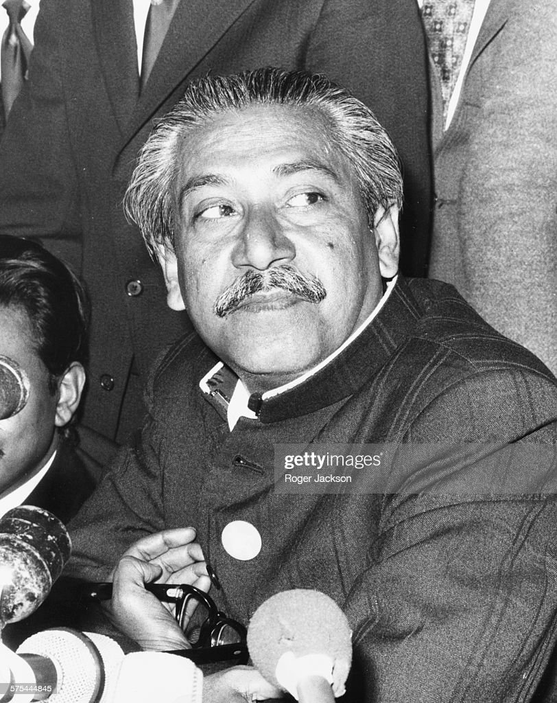 Sheikh Mujibur Rahman Pictures | Getty Images