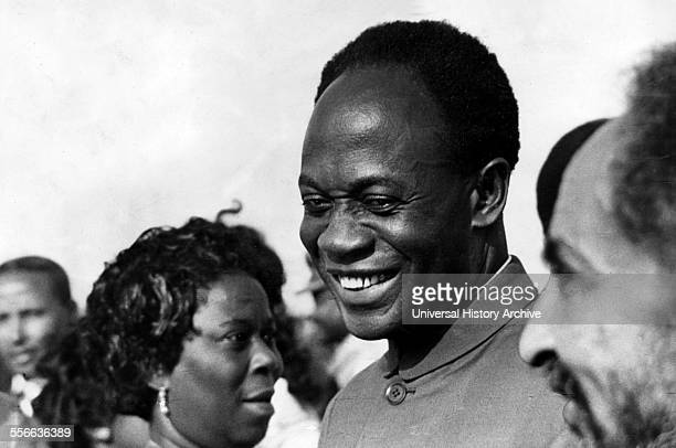 Leader of Ghana and its predecessor state, the Gold Coast, from 1951 to 1966.