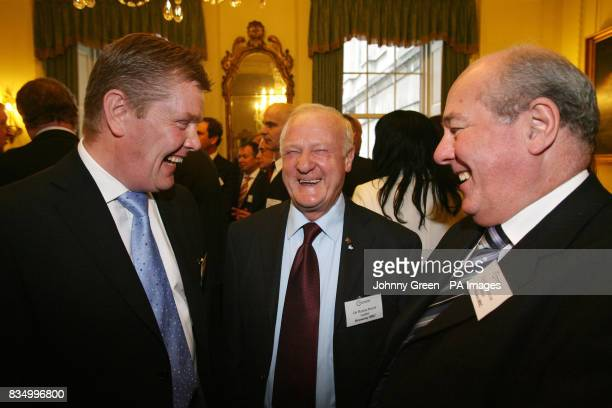 Leader of Liverpool City Council councillor Warren Bradley the leader of Knowsley Council councillor Ronnie Round and the leader of St Helens Council...