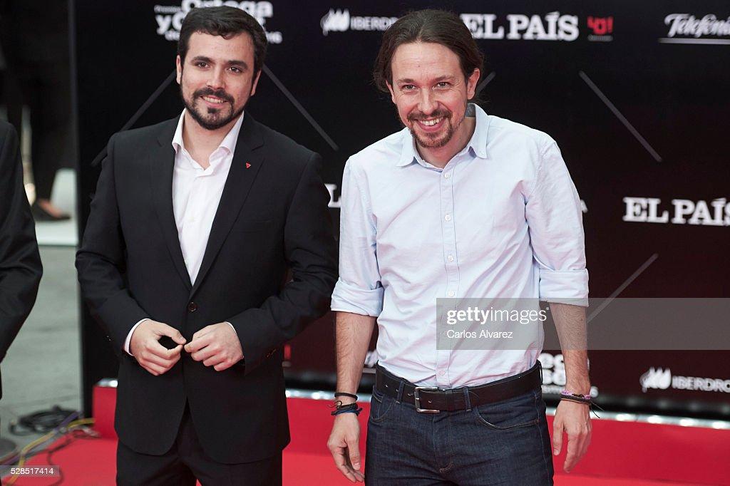 Spanish Royals Attend 'Ortega Y Gasset' Awards 2016 : News Photo