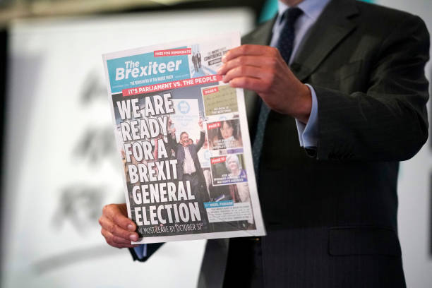 GBR: The Brexit Party Conference Tour - Doncaster