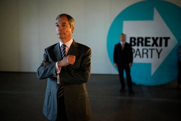 GBR: The Brexit Party Conference Tour - Lincoln