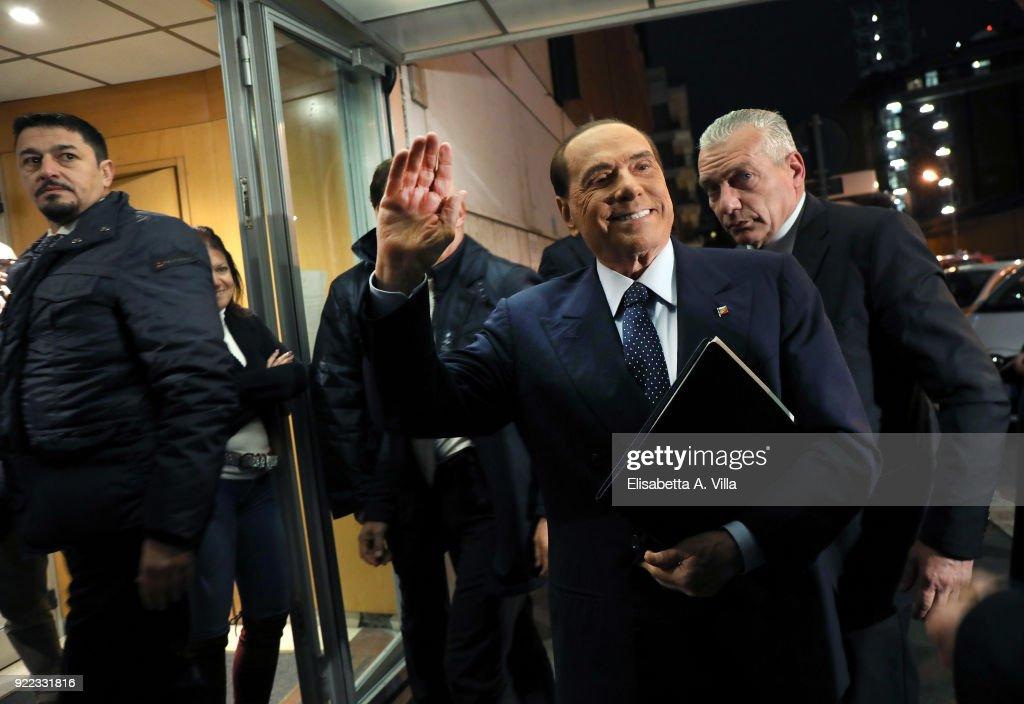 Italian Politics - General Election 2018 Daily Coverage : News Photo
