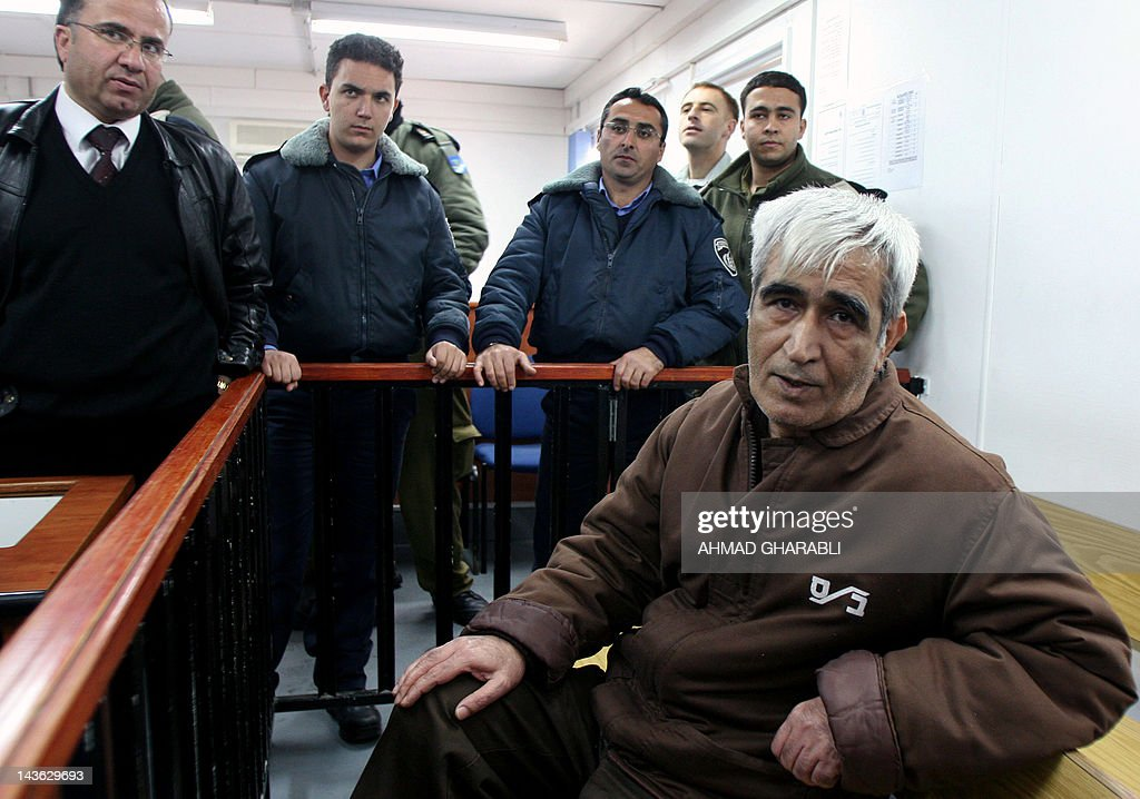 Leader of the Popular Front for the Libe : News Photo