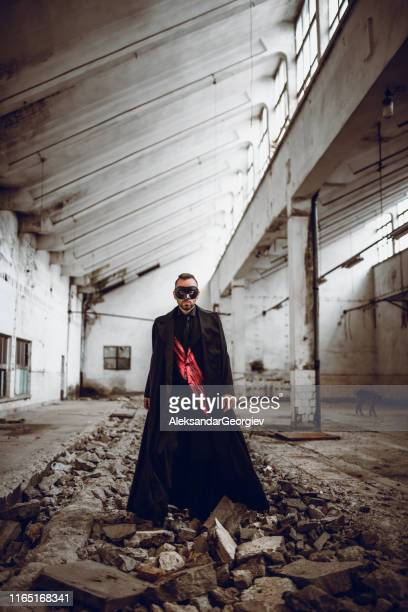 leader on his way to cult meeting - cult stock pictures, royalty-free photos & images