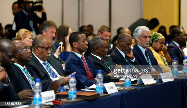 Leaders of East Aricas eight-nation security and trading bloc meet in the Ethiopian capital Addis Ababa on Friday, to discuss security in the Red Sea...