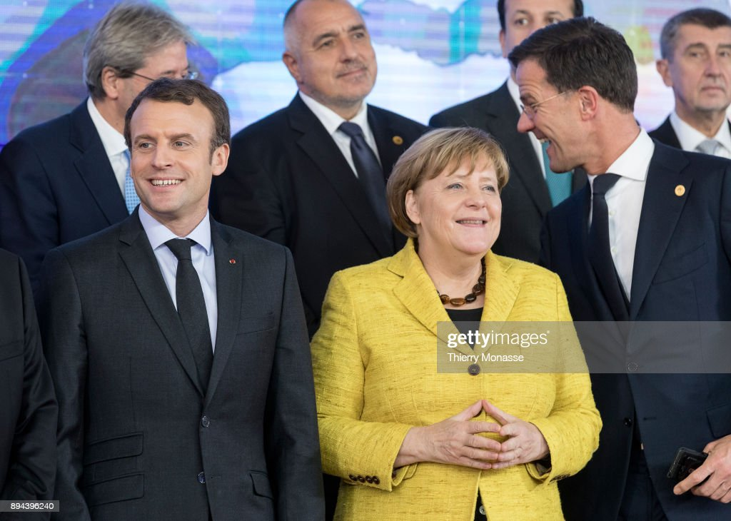 EU Leaders Move to Next Stage of Brexit Discussions