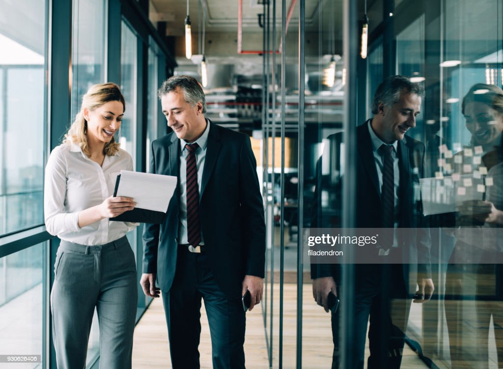 Leadership and cooperation : Stock Photo