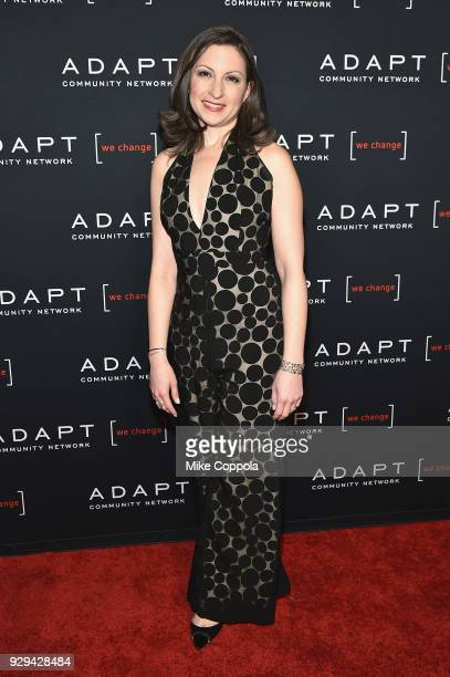 Leadership Award Honoree Marissa Shorenstein attends the Adapt Leadership Awards Gala 2018 at Cipriani 42nd Street on March 8 2018 in New York City