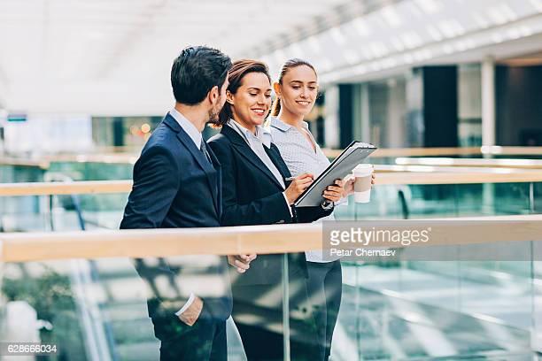 Leadership dans les affaires